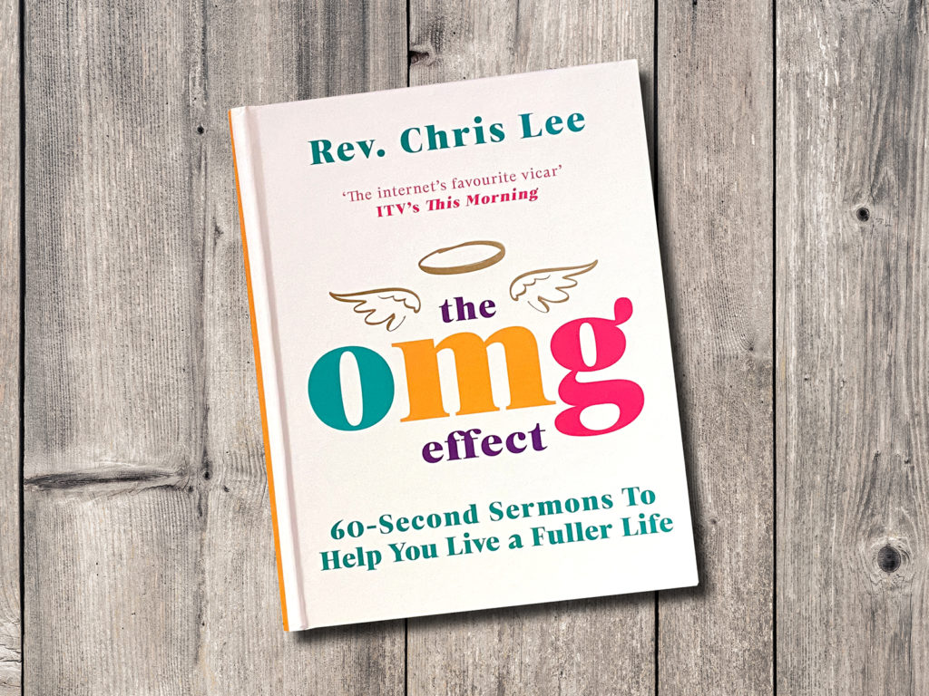 The OMG Effect book cover